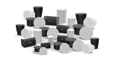 Bose DesignMax Familie