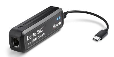 Dante AVIO USB-C